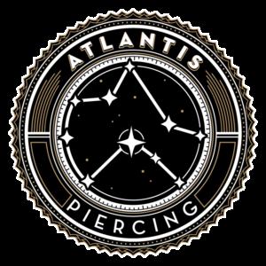 Logo Atlantis rond